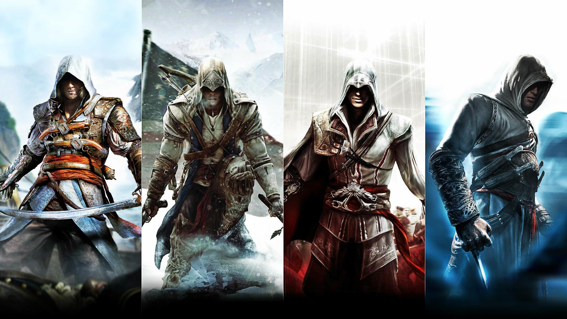 Assassin's Creed Desktop Wallpaper