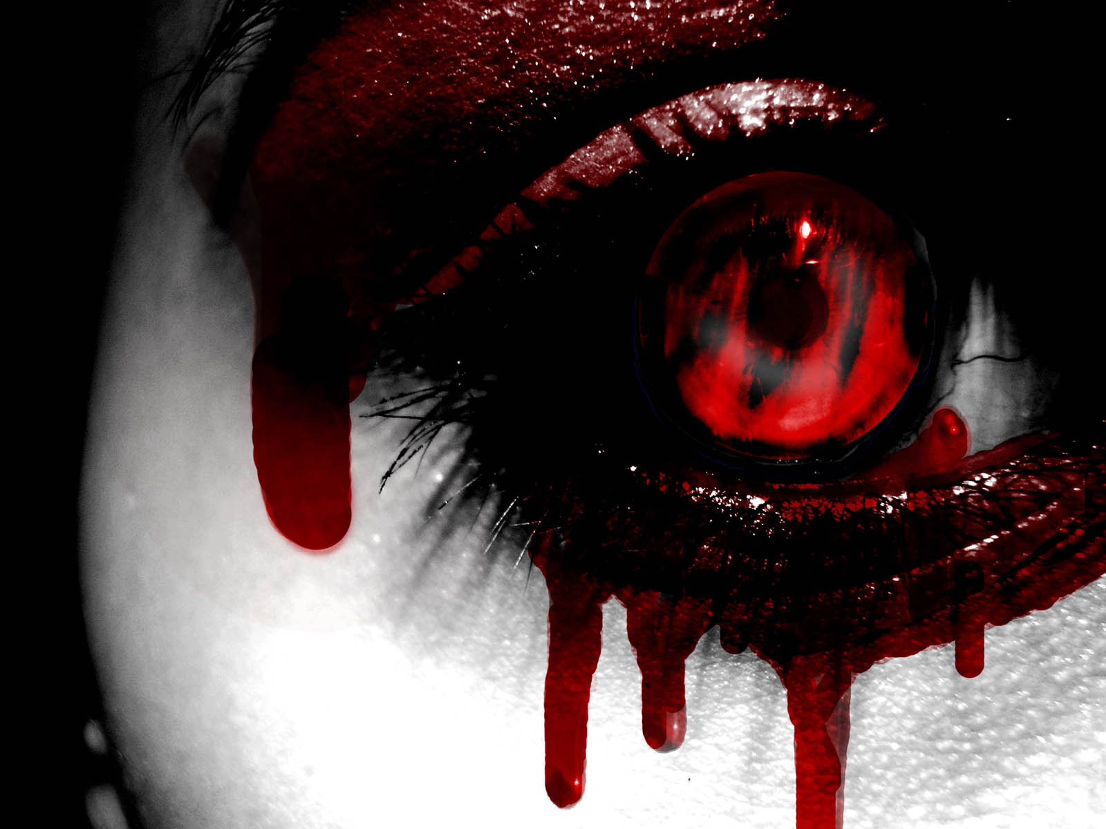 Keywords Horror Eye Wallpapers Horror EyeDesktop Wallpapers Horror 1600x1200