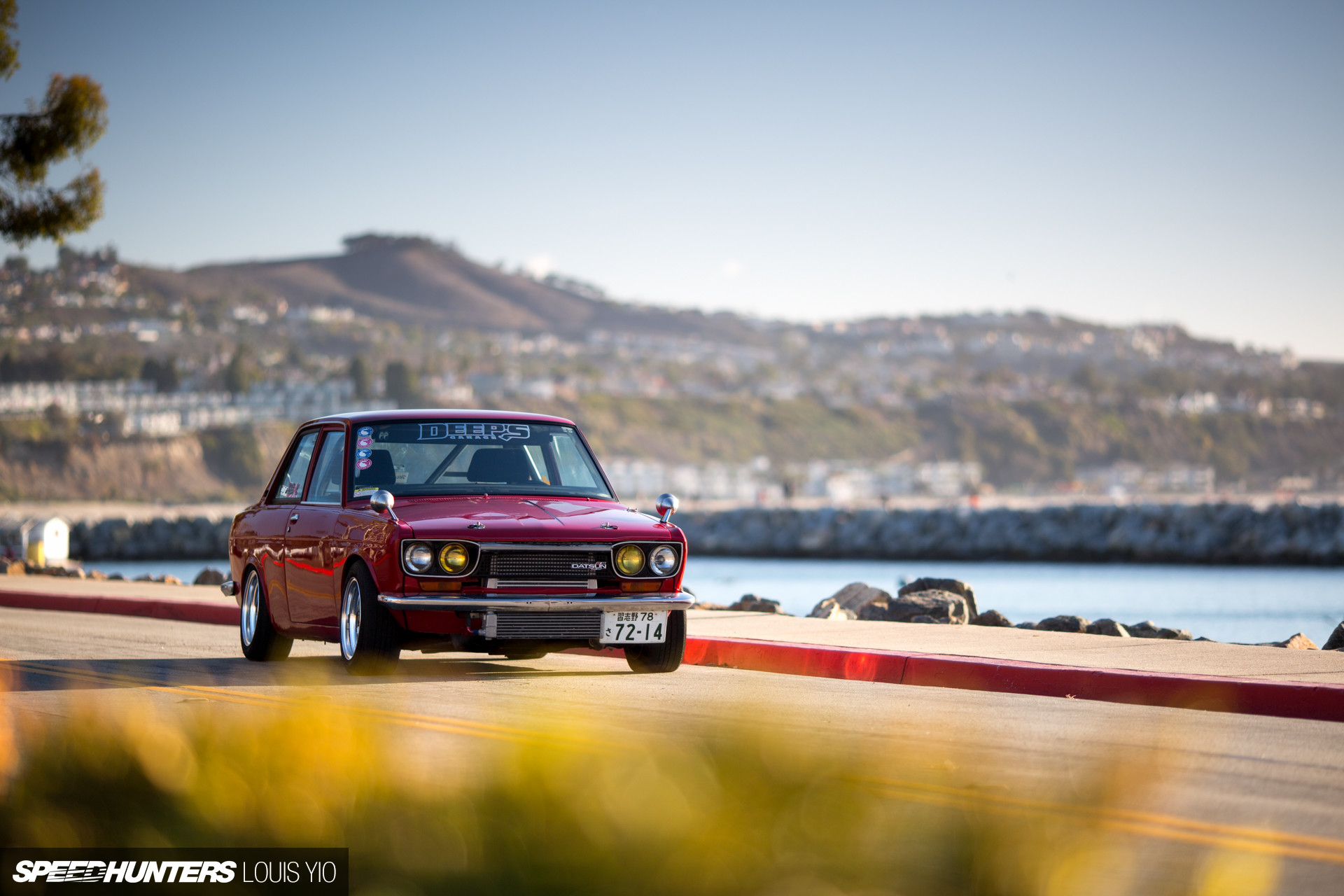 Datsun 510 Wallpaper 1920x1280
