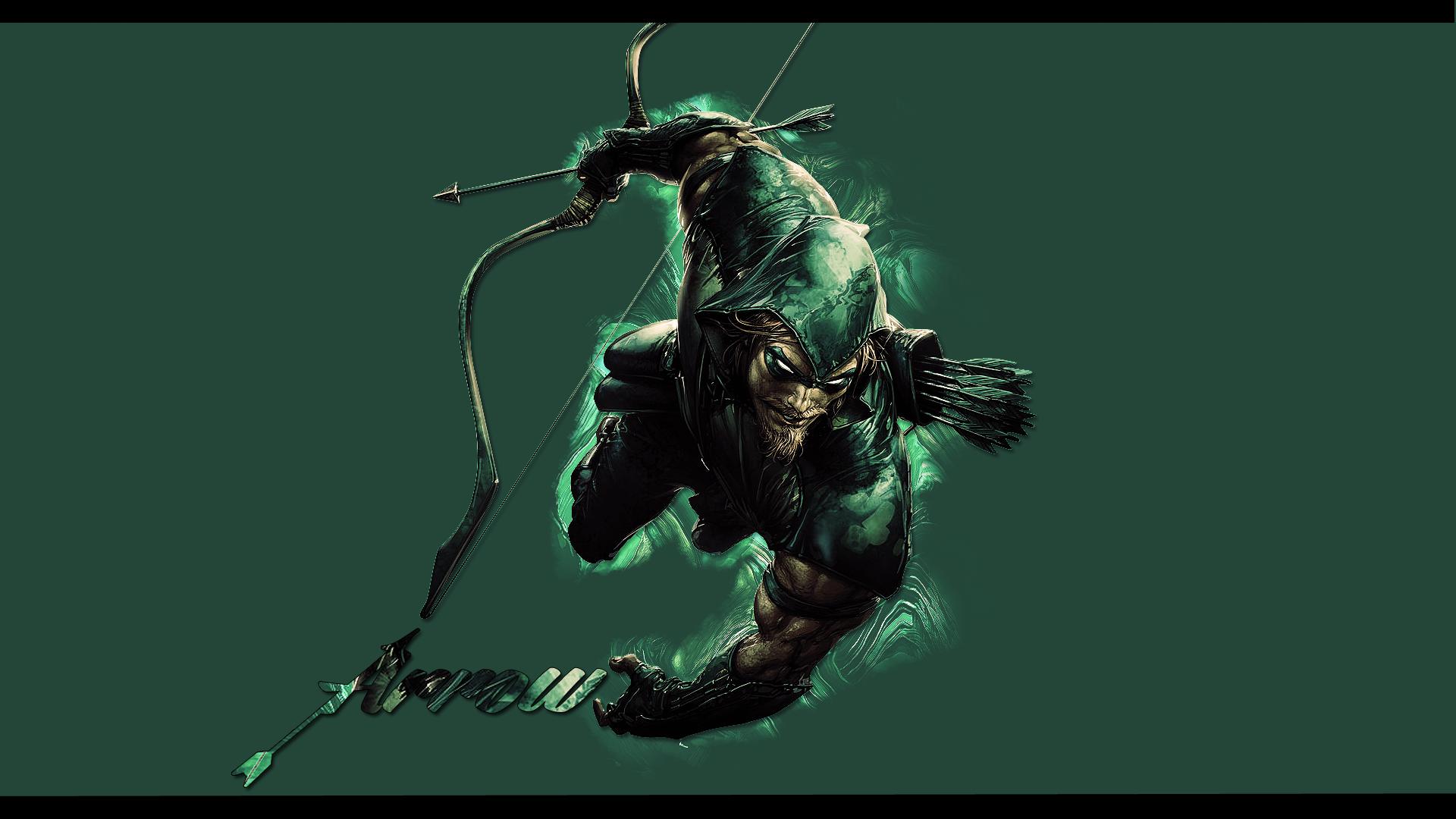 Green Arrow HD Wallpapers for desktop download 1920x1080