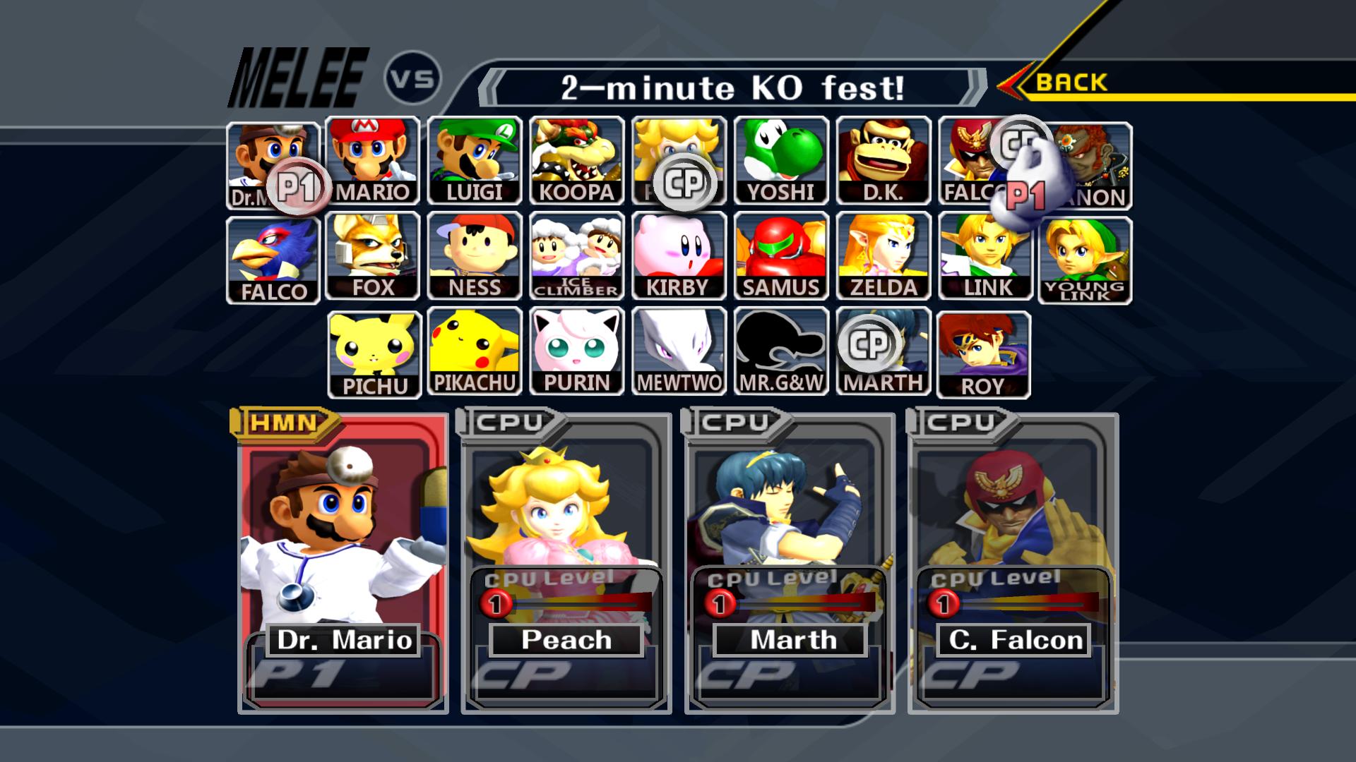 Super Smash Flash 2 X Brawl Minus Download