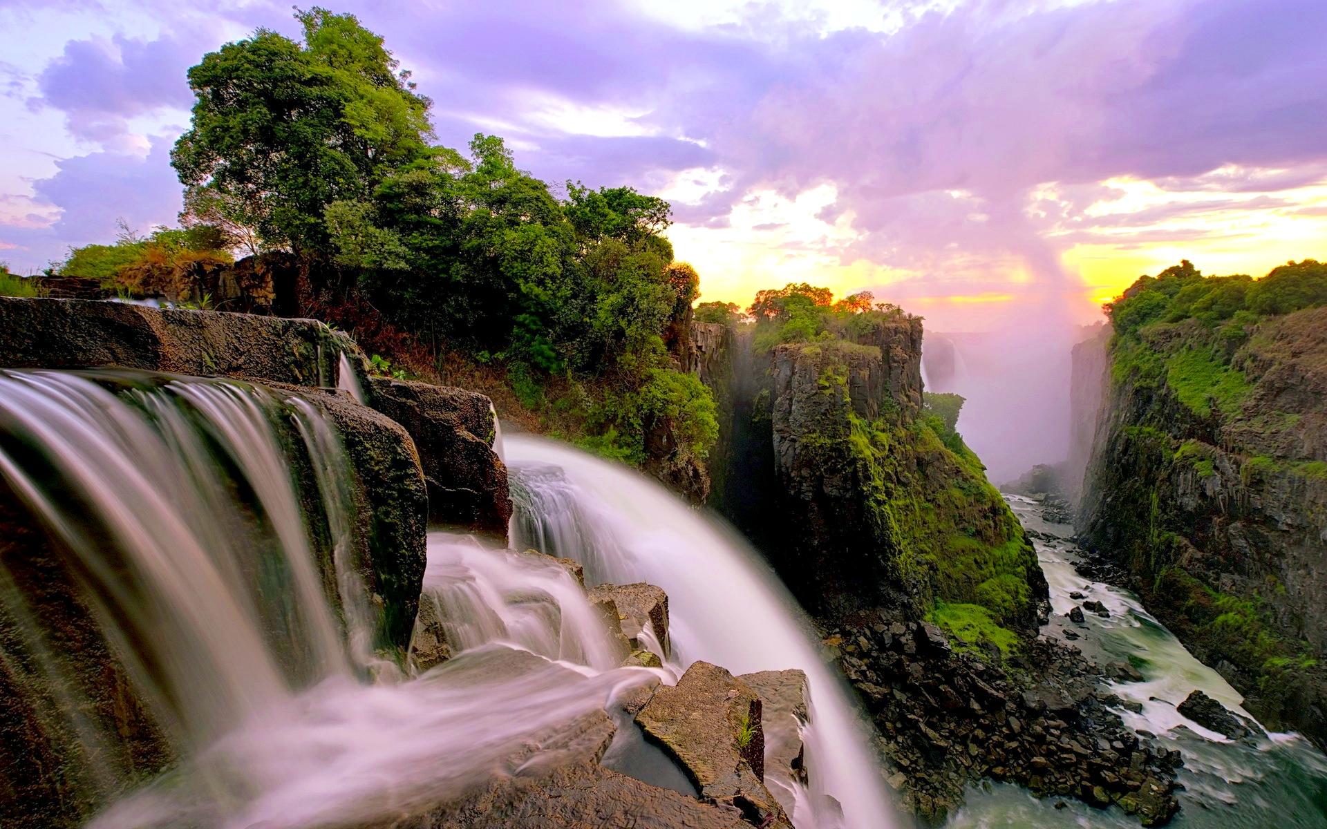 Victoria Falls Zambia CanuckAbroad Places 1920x1200