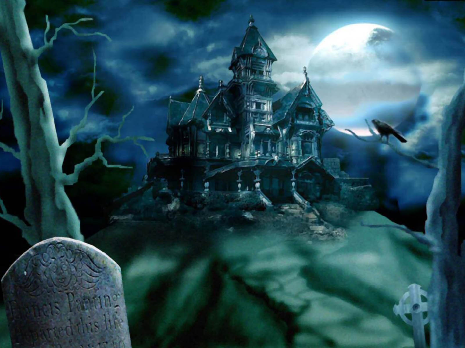 Tag Halloween Wallpapers Images Photos Pictures and Backgrounds 1600x1200