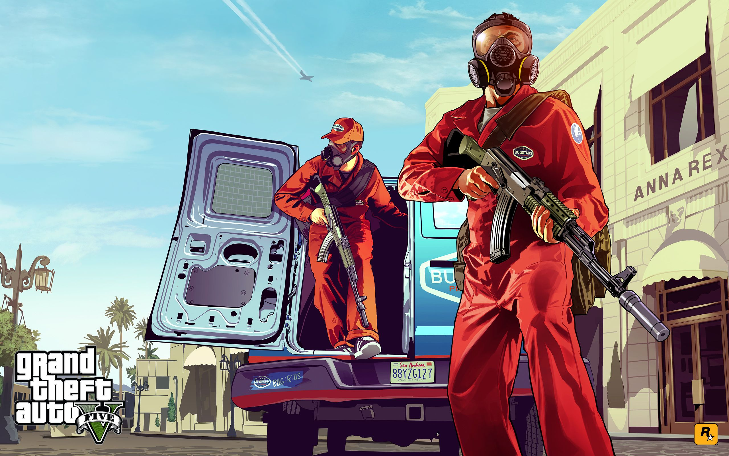 grand theft auto gta v wide 2560x1600