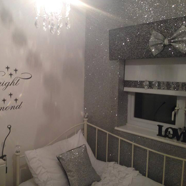 Glitter Wallpapers for walls Glitter Wall paper Fabric 22 Meter Width 600x600