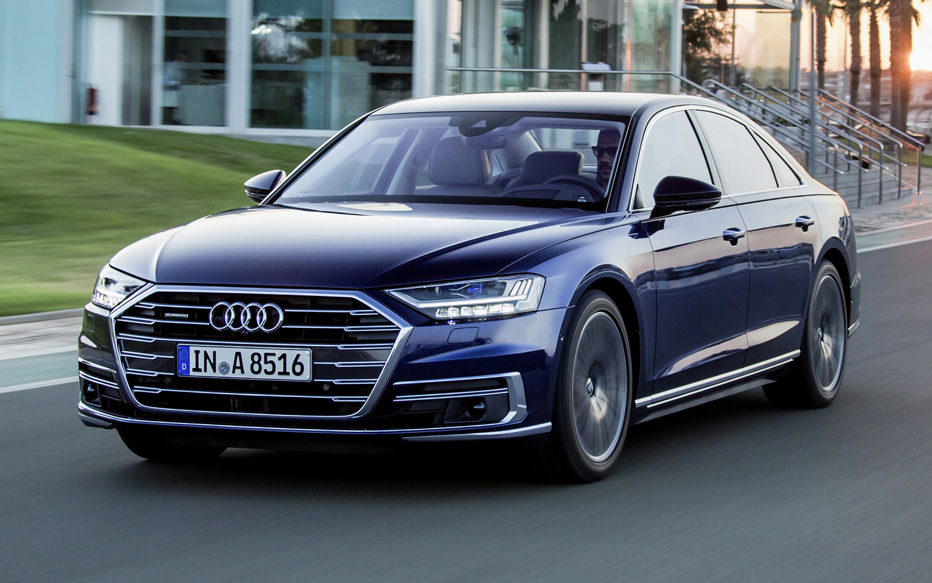 2017 Audi A8   Wallpapers and HD Images Car Pixel 1920x1200
