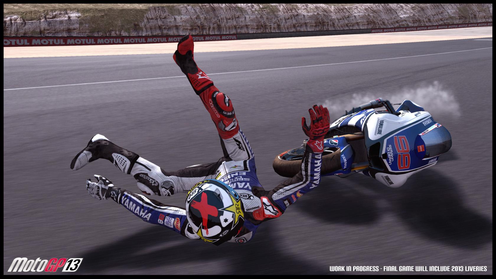 MotoGP 13 desktop wallpaper 26 of 73 Video Game Wallpaperscom 1680x945
