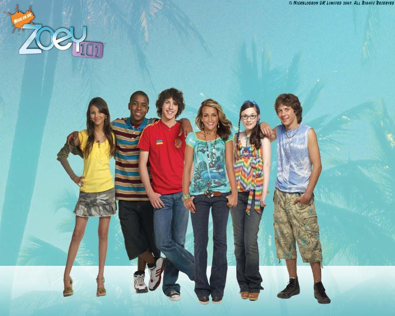 Zoey 101 Wallpaper   Nickelodeon Wallpaper 1566403 1280x1024