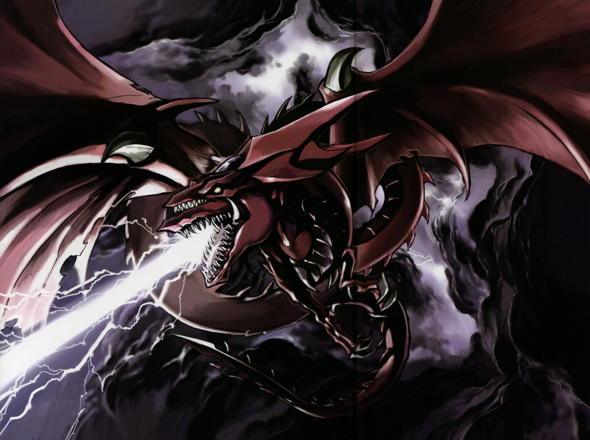 3 Slifer the Sky Dragon HD Wallpapers Background Images 1920x1431