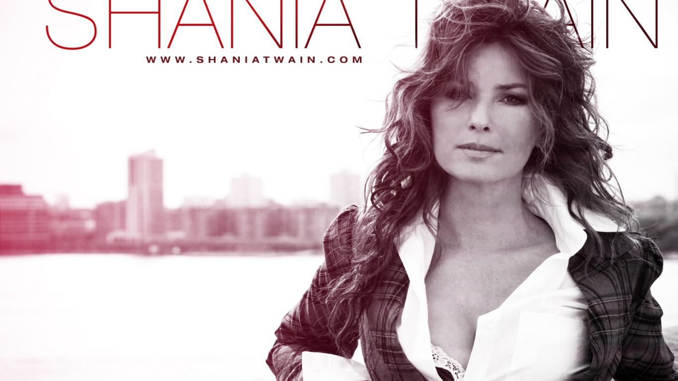 Shania Twain 29459   99Wallpaper 1366x768