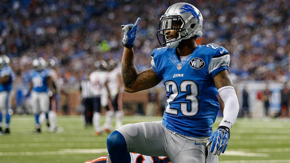 Lions CB Darius Slay cried when he received contract extension 960x540
