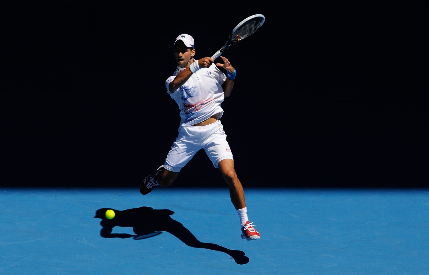Download Novak Djokovic Latest HD Wallpaper 1400x900
