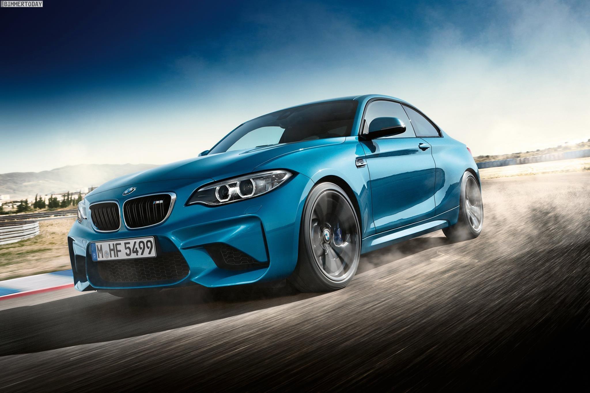 BMW M2 Wallpaper 03 2048x1365