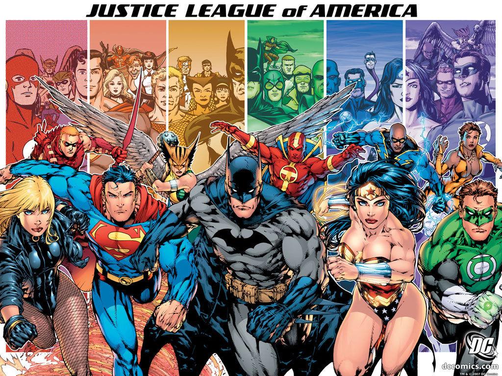 JLA   DC Comics Wallpaper 16384844 1024x768