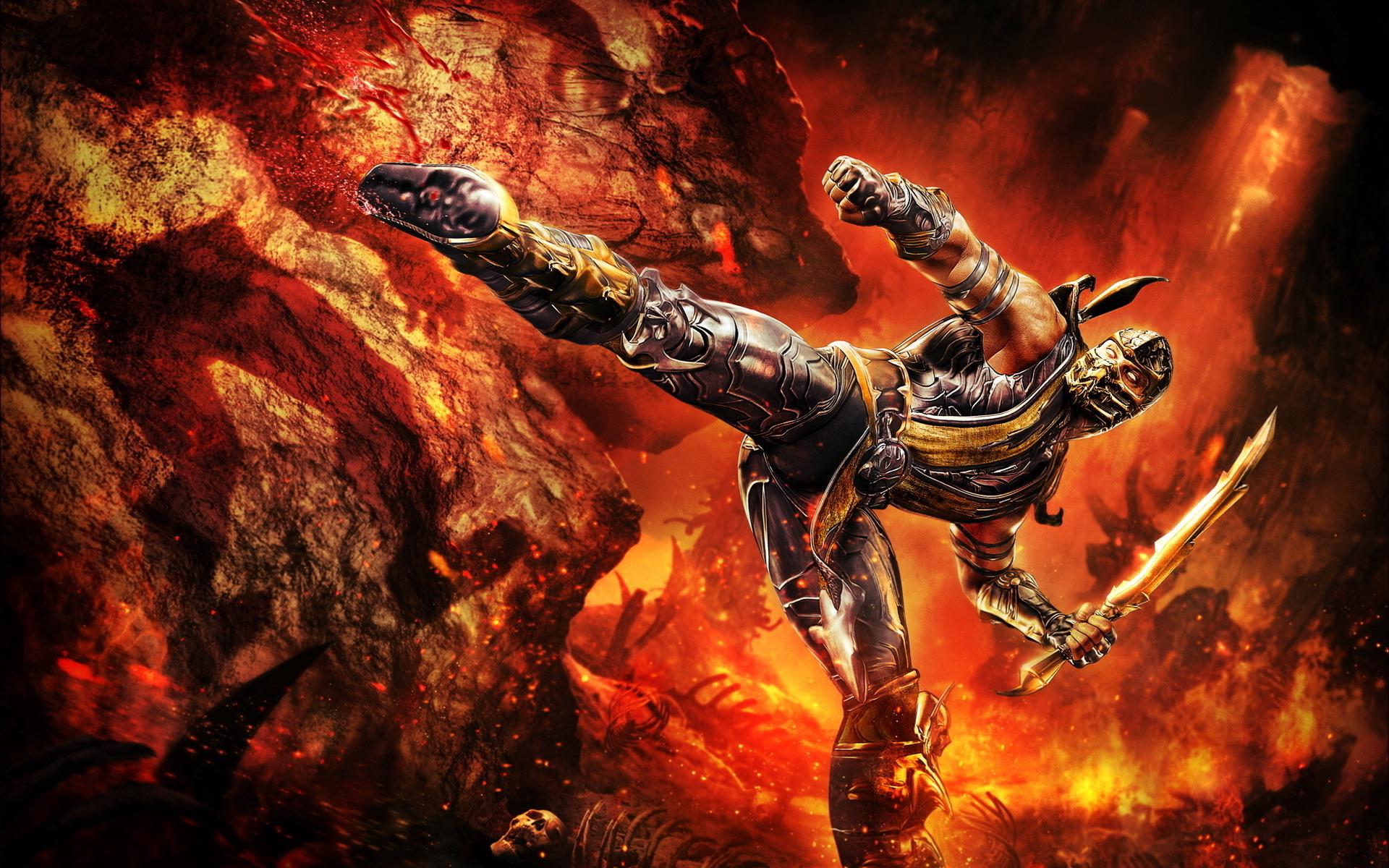 Mortal Kombat 9 wallpaper wallpaper hd background desktop 1920x1200