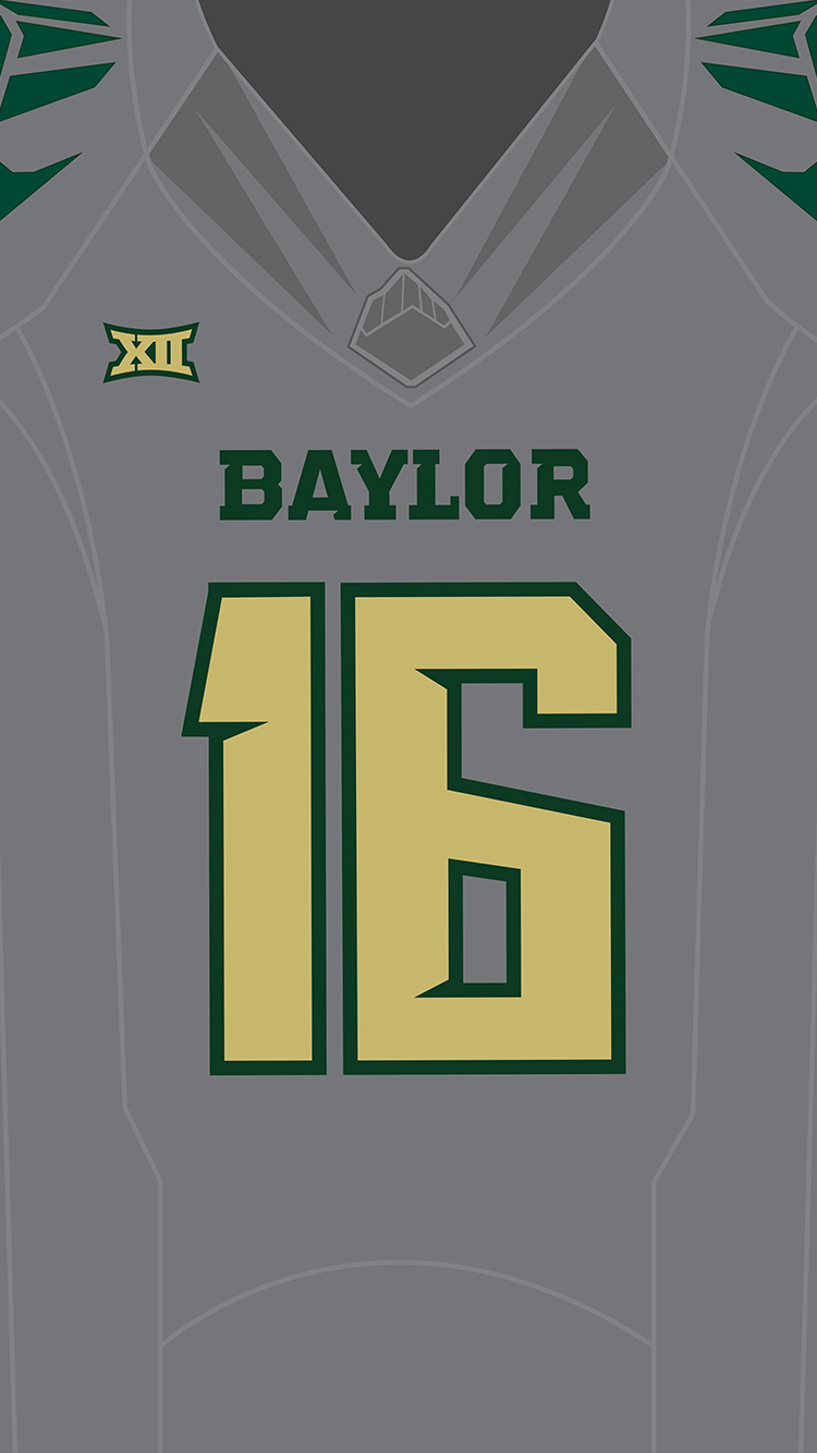 Image Gallery Baylor Screensavers 750x1334