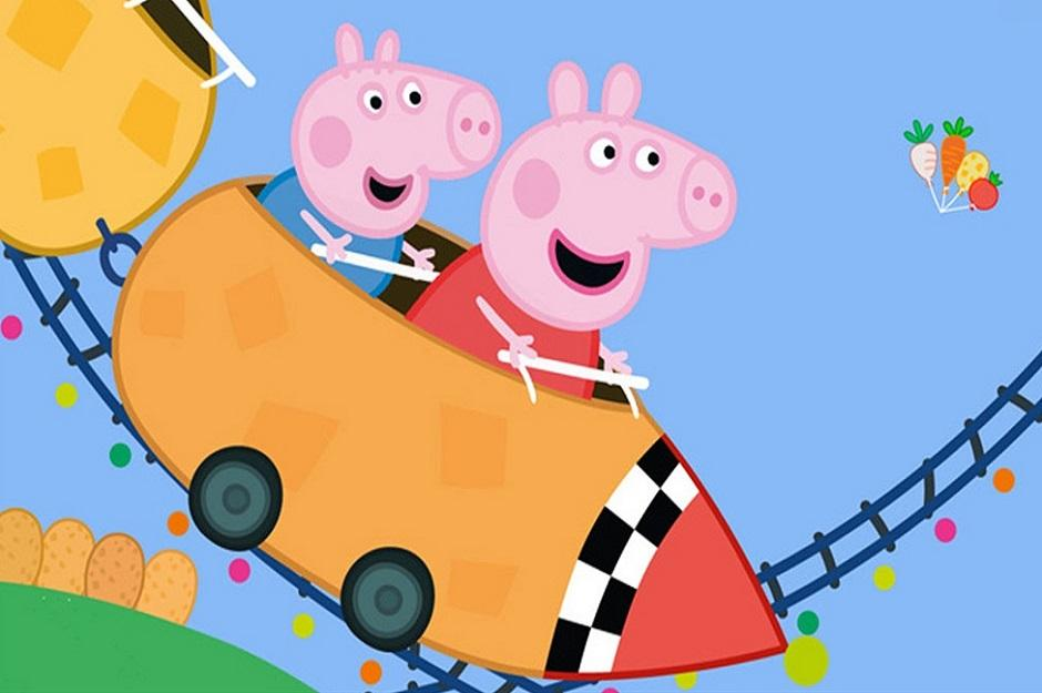 Download Peppa Pig Wallpapers HD for android Peppa Pig Wallpapers HD 940x625