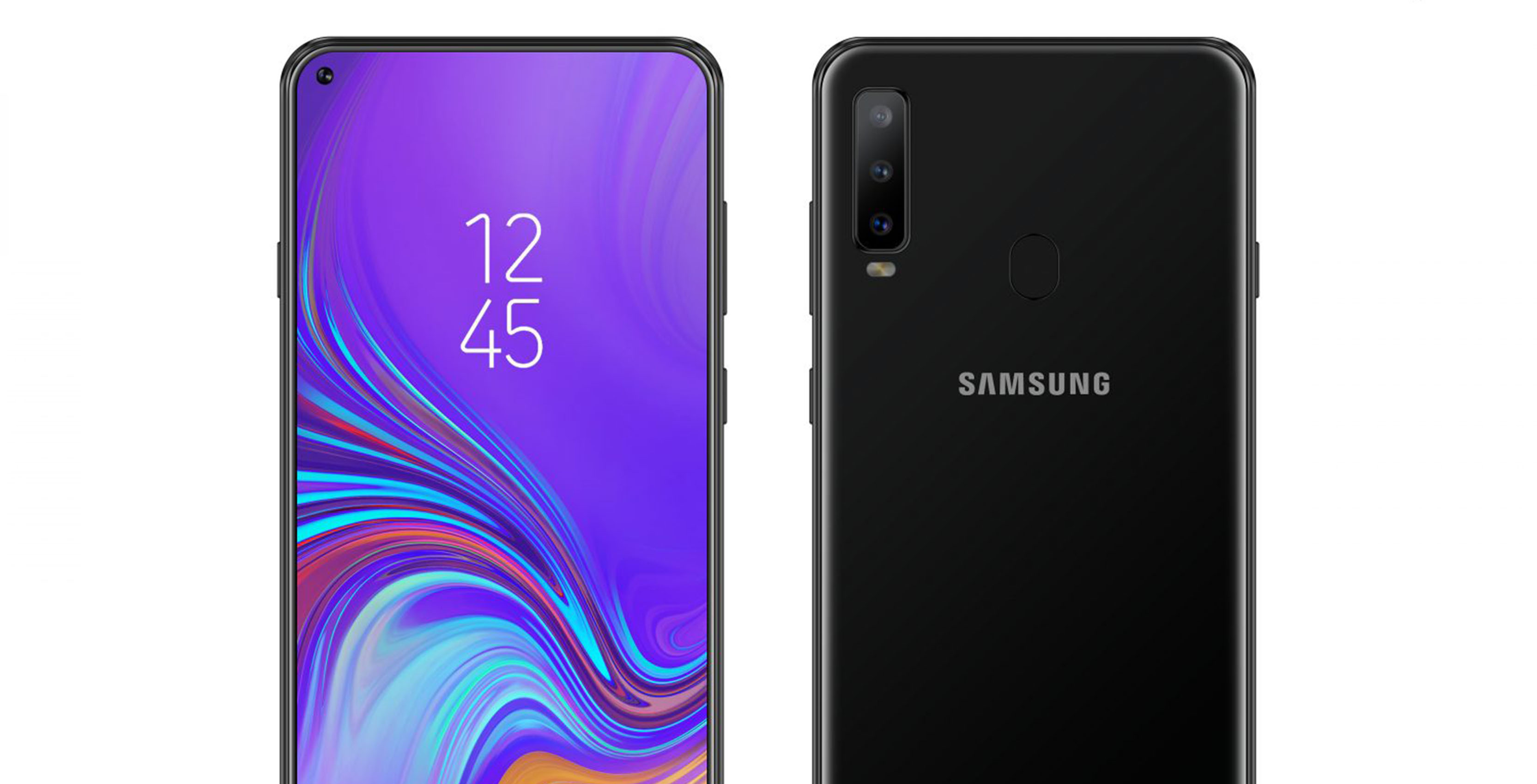 Leaks show Samsungs Galaxy A8s with Infinity O display camera 3328x1698