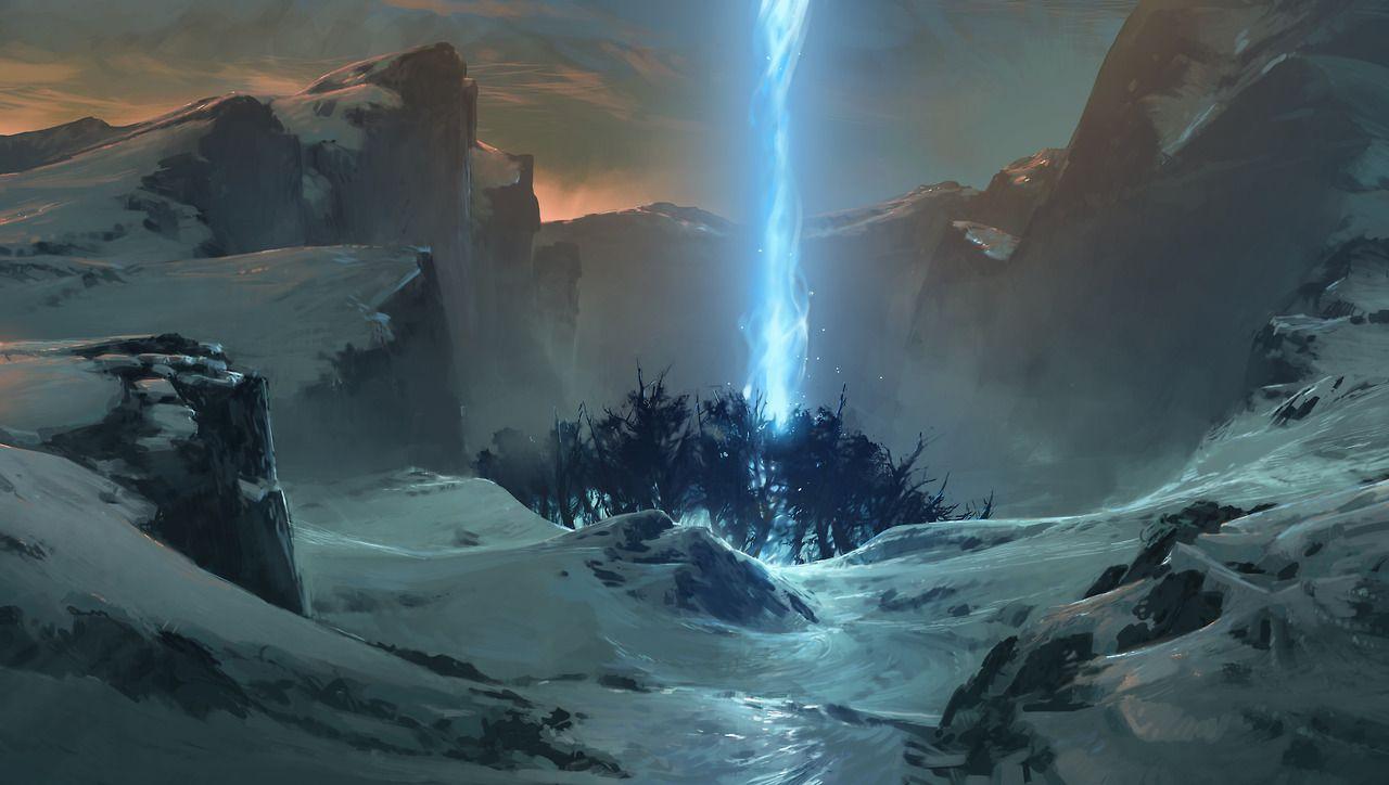 fredericstewart Legend of Korra background art Stewart 1280x724