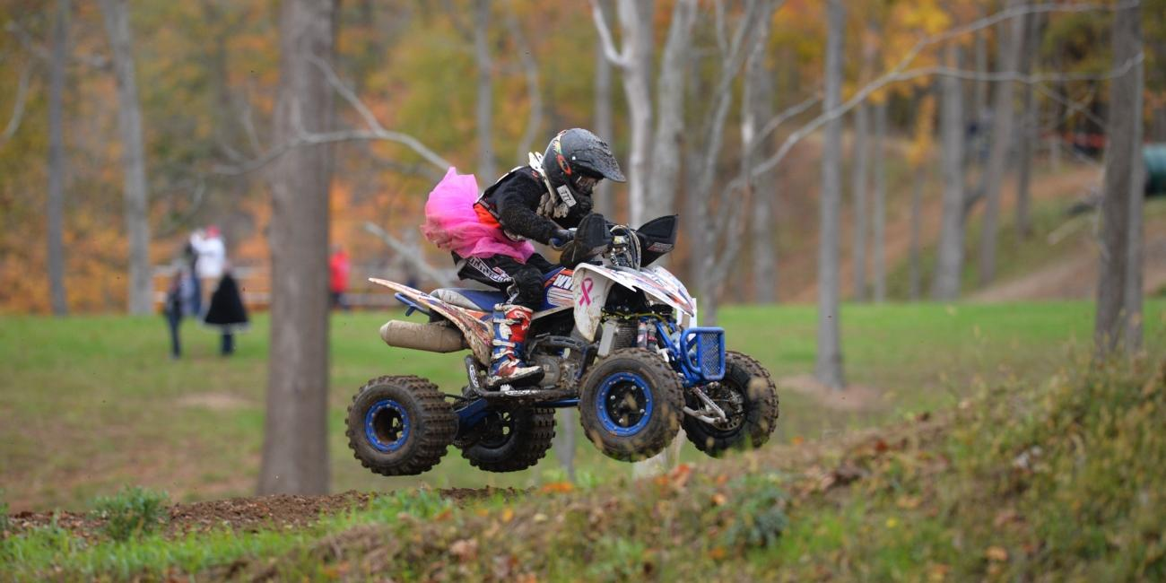 AMSOIL Ironman GNCC Goes Pink in Honor of Breast Cancer Awareness 1300x650