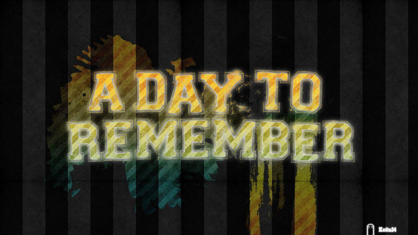 A Day To Remember Backgrounds 1366x768
