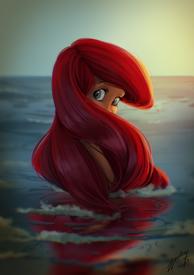 Ariel on disney princess club 620x877