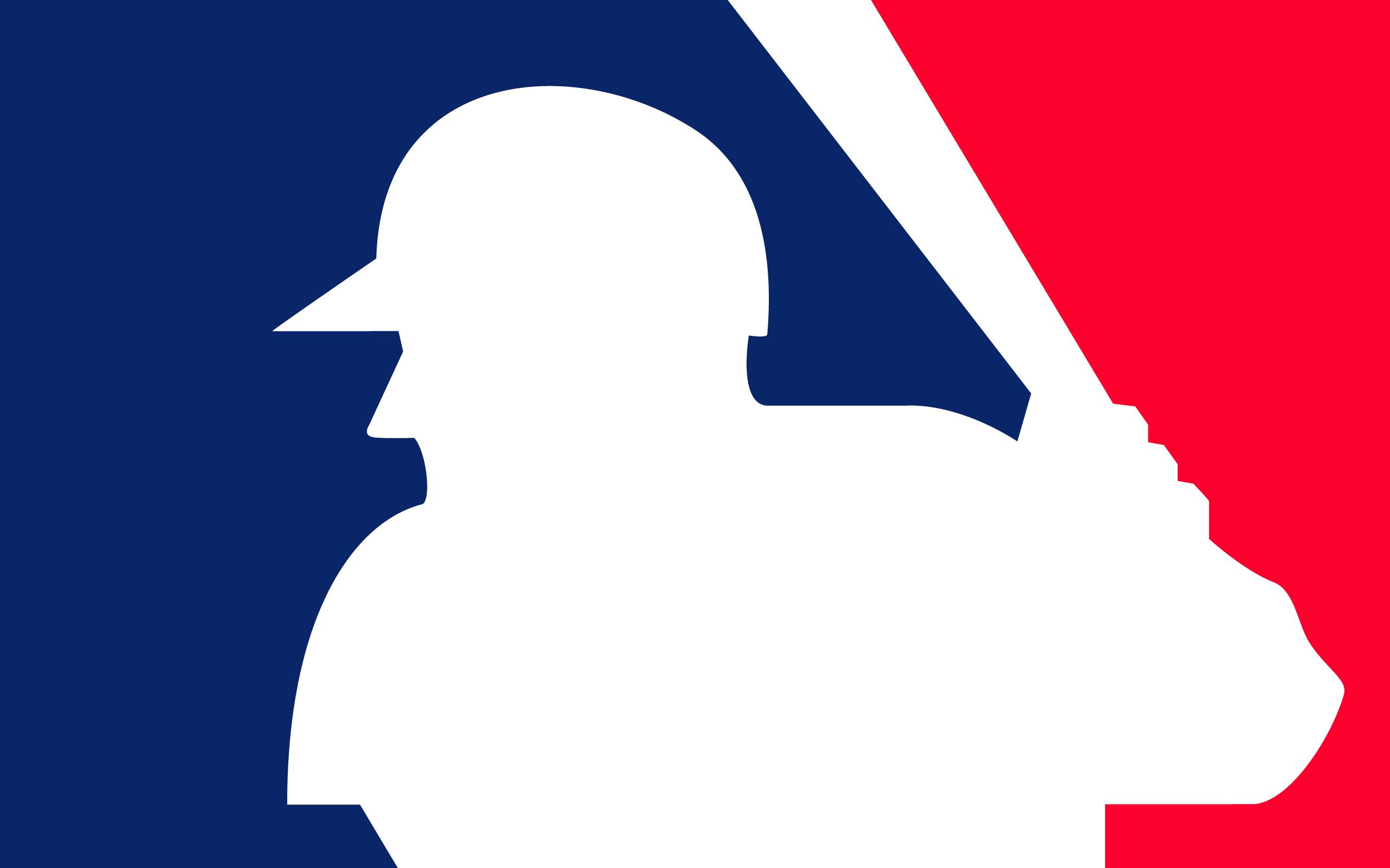 MLB Logo 2560x1600 Wallpaper 2560x1600