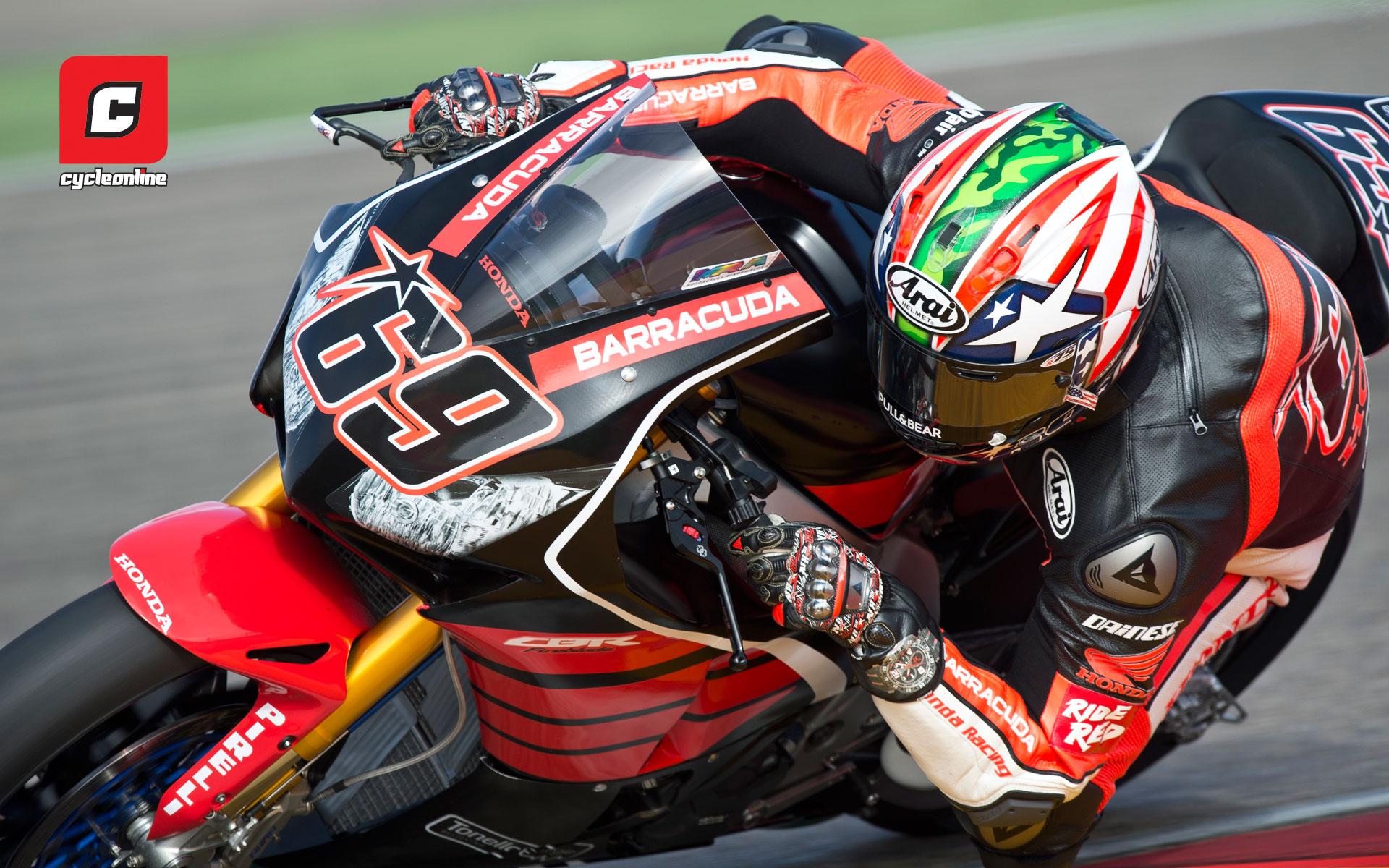 2016 Motogp World Champion Nicky Hayden Has Began His   Nicky 1920x1200