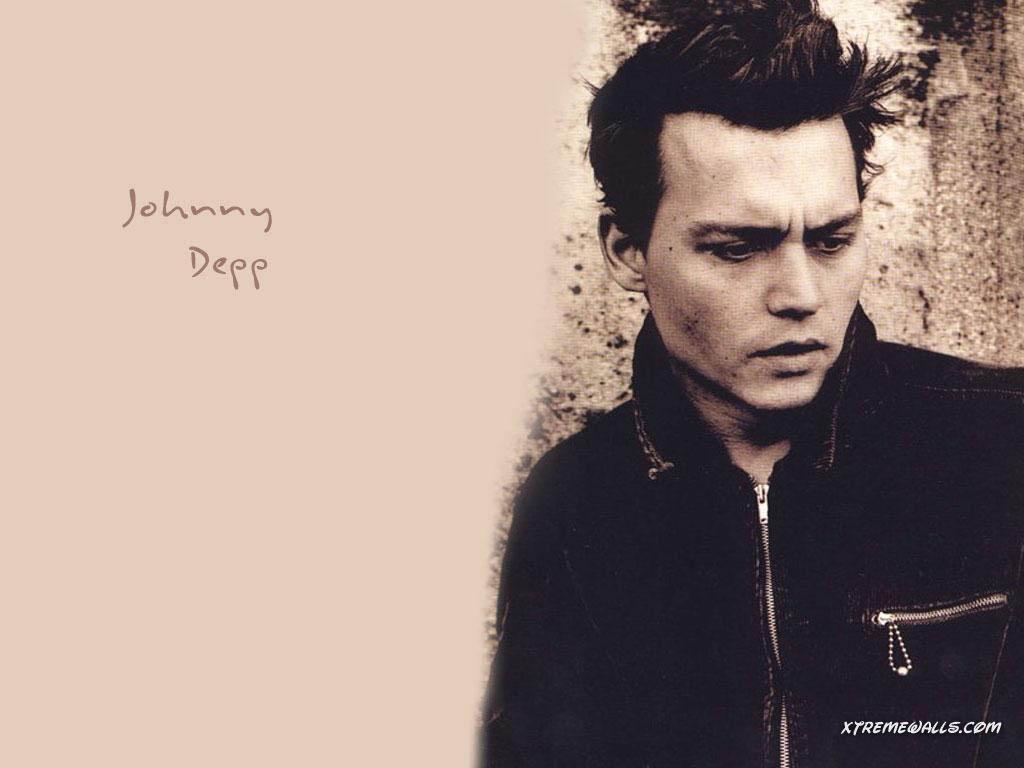 Johnny Depp Wallpapers 1024x768