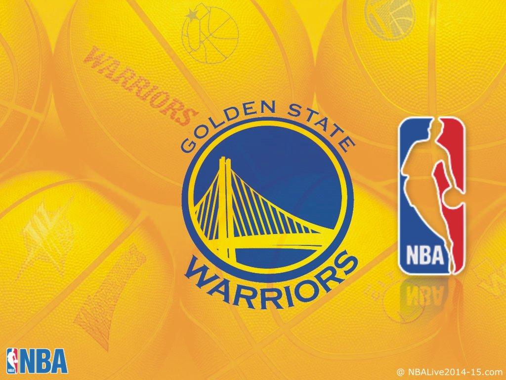Golden State Warriors Logo Wallpaper 1024x768