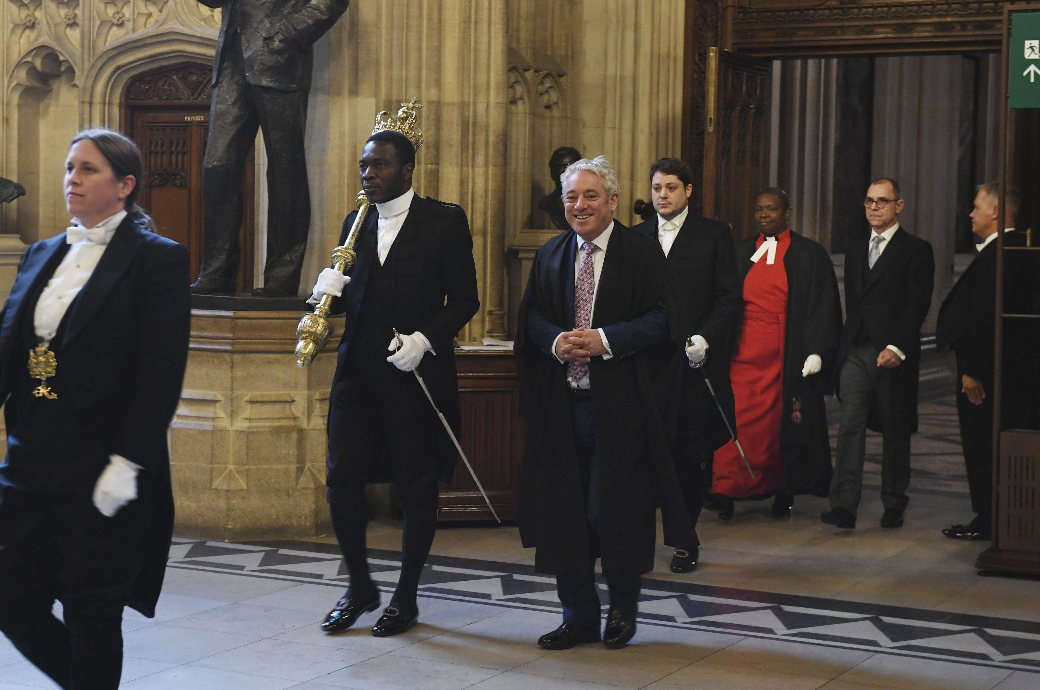 Final Or derrrs UK Commons speaker John Bercow bows out The 3500x2322