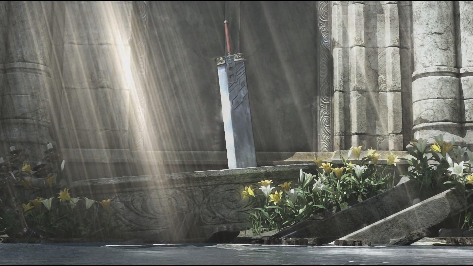 Final Fantasy VII Advent Children Full HD Wallpaper and 1920x1080