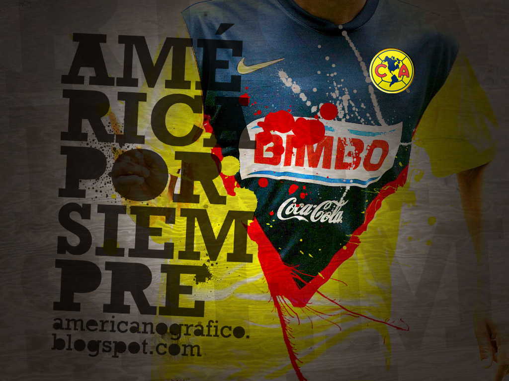 Cf America Wallpaper wallpaper Football Pictures and Photos 1024x768