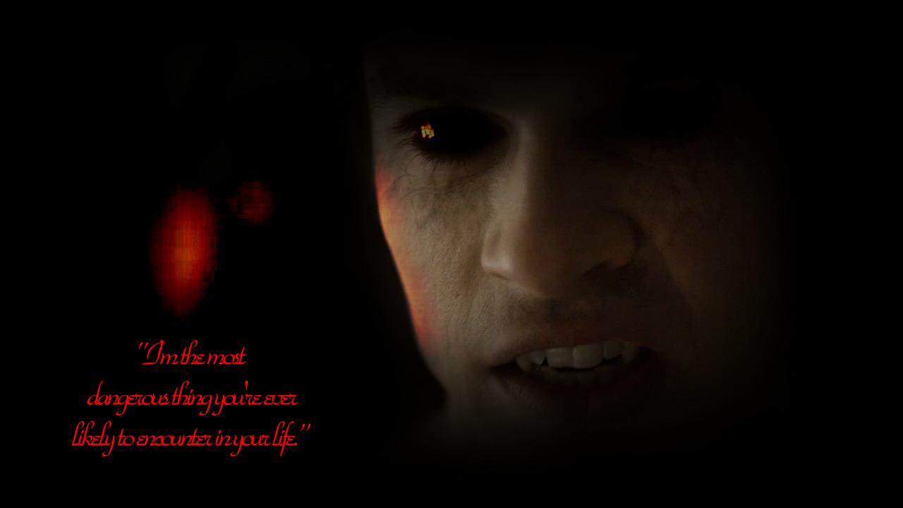 Damon   The most dangerous   Damon Salvatore Wallpaper 16323302 1280x720