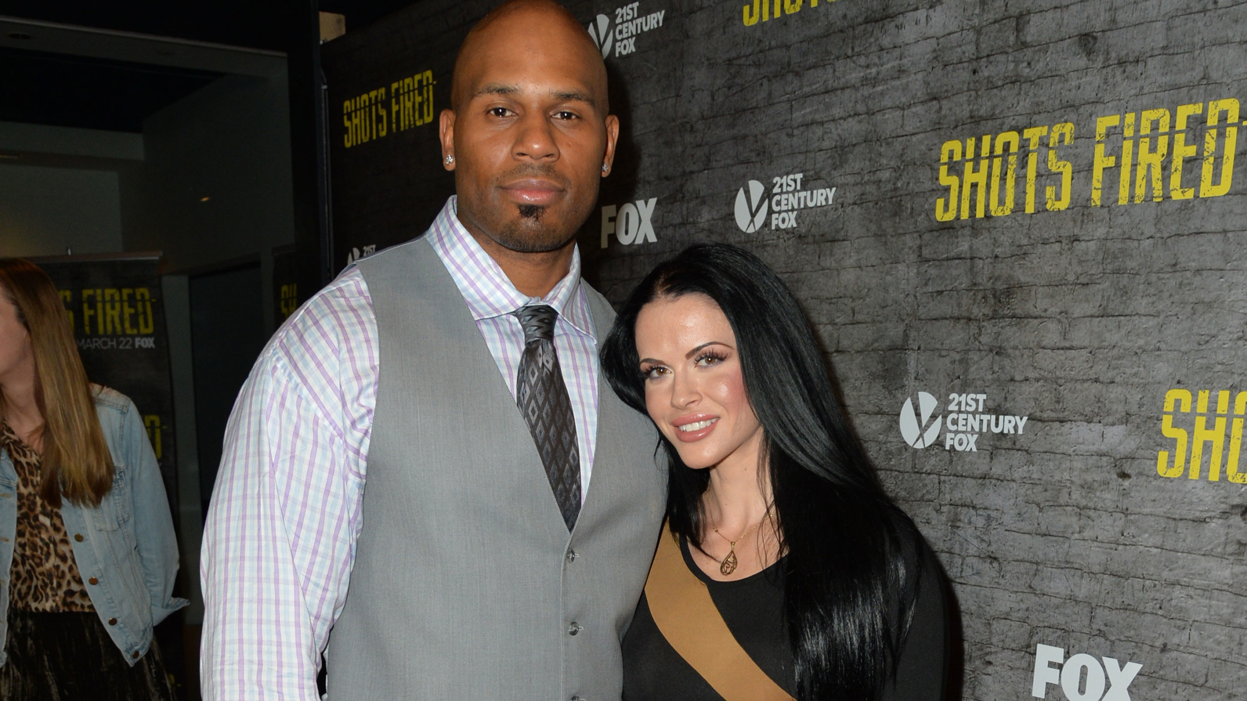 Shad Gaspards wife breaks silence after former WWE superstar is 2560x1440