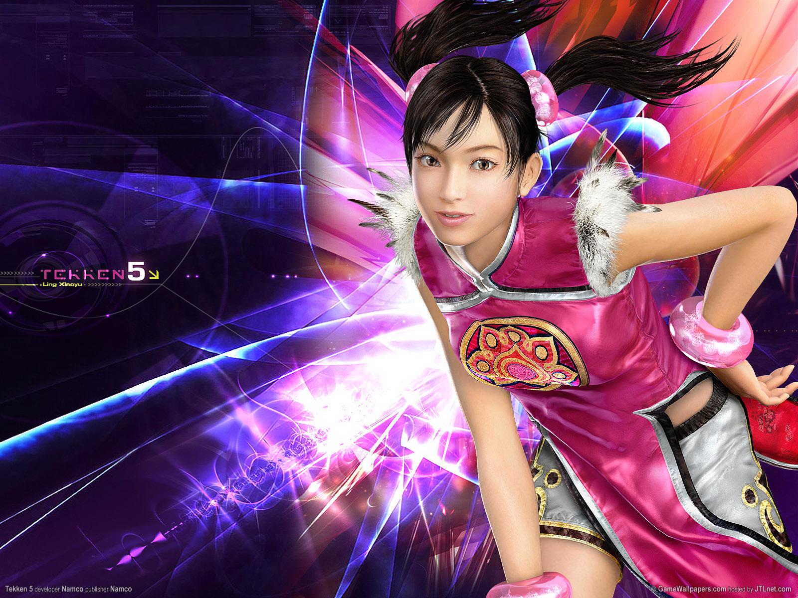Tekken Girls Wallpapers Pc 1600x1200
