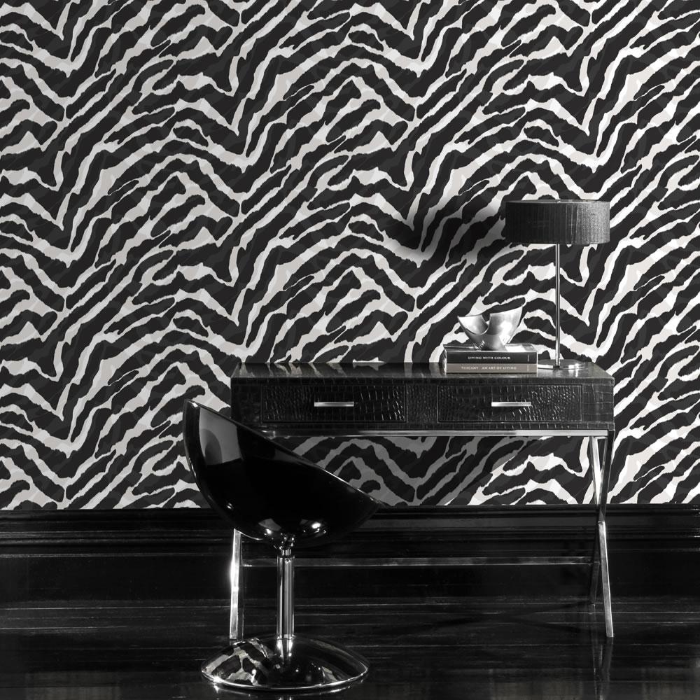 Free download Zebra Print Wallpaper For Bedrooms Design ...