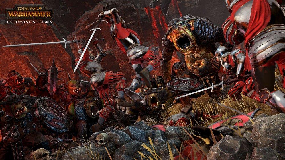 E3 2015 Creative Assembly se fait plaisir avec Total War Warhammer 1000x563