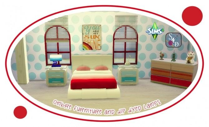 50+] Sims 4 Ombre Wallpaper on WallpaperSafari