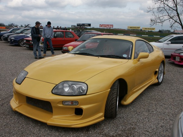 Customized Toyota Supra Photos   Album Number 3241 600x450