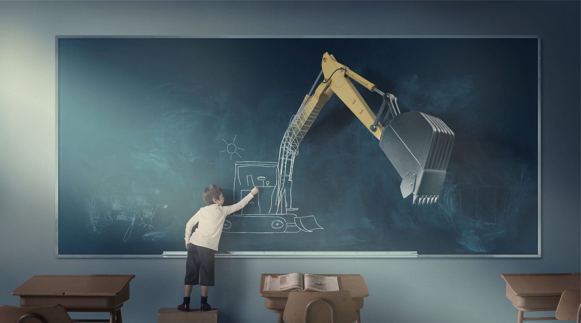 46 ] Excavator Wallpaper On WallpaperSafari