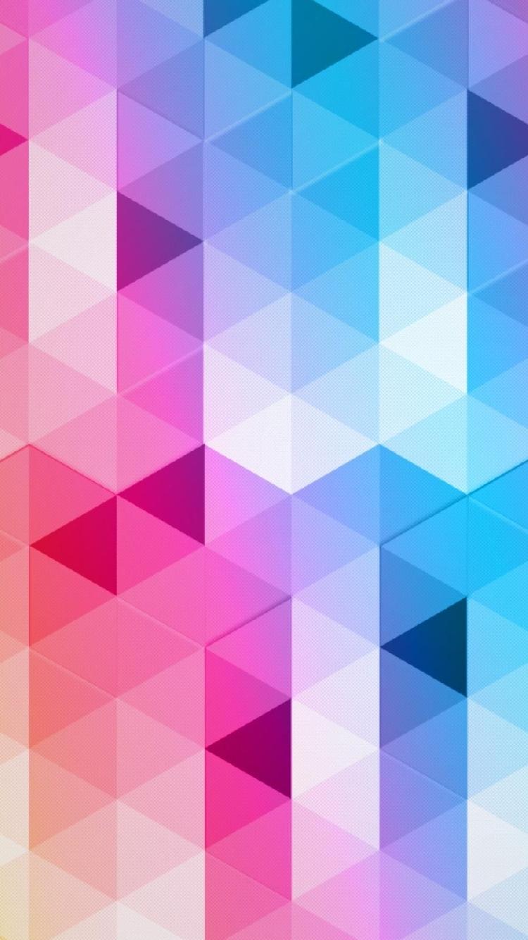 Hd Wallpapers Geometric iPhone Wallpaper Plus 750 x 1334 559 kB jpeg 750x1334