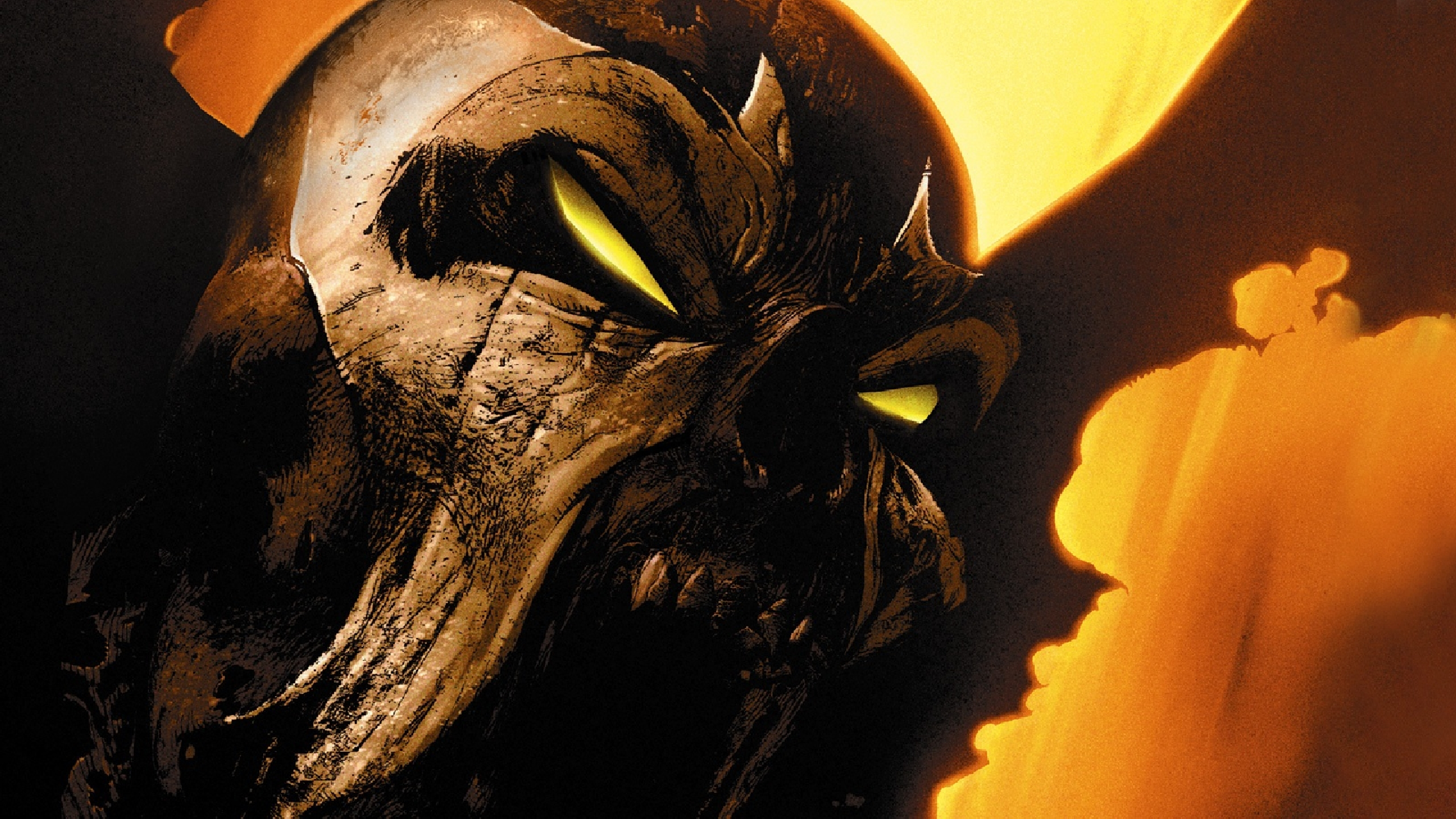 Spawn Computer Wallpapers, Desktop Backgrounds | 2560x1440 | ID:325004