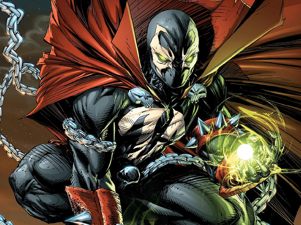 Spawn Computer Wallpapers, Desktop Backgrounds | 1280x959 | ID:443092