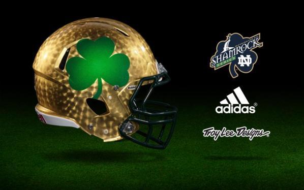 Notre Dame Football Wallpaper Notre dame football 598x374