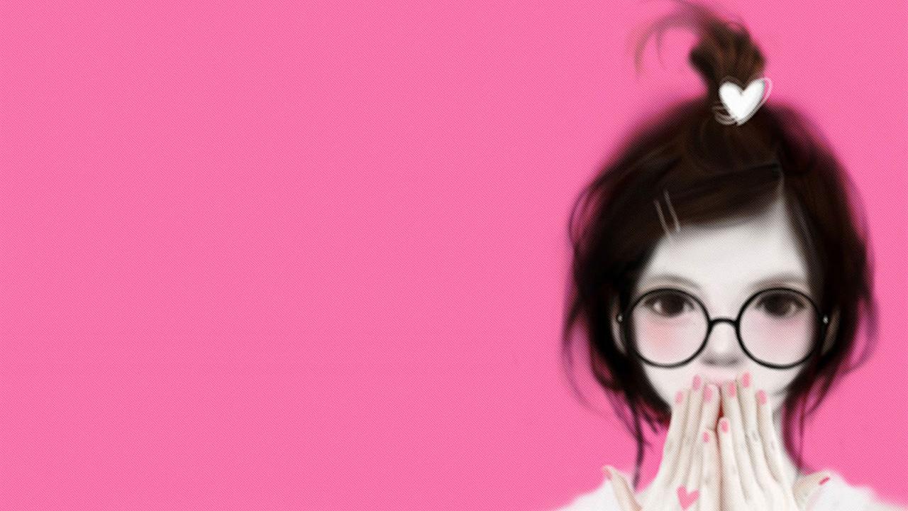 Lihat Wallpaper Pink Lucu Simple Di Kumpulan Gambar Lucu