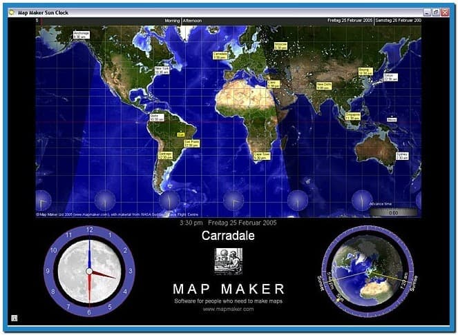 World map screensaver wallpaper wallpapersafari world clock map screensaver download 663x486 gumiabroncs Image collections