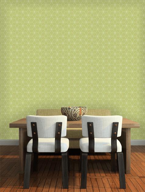 Villa Nova Tatami Wallpaper   W50606 475x629