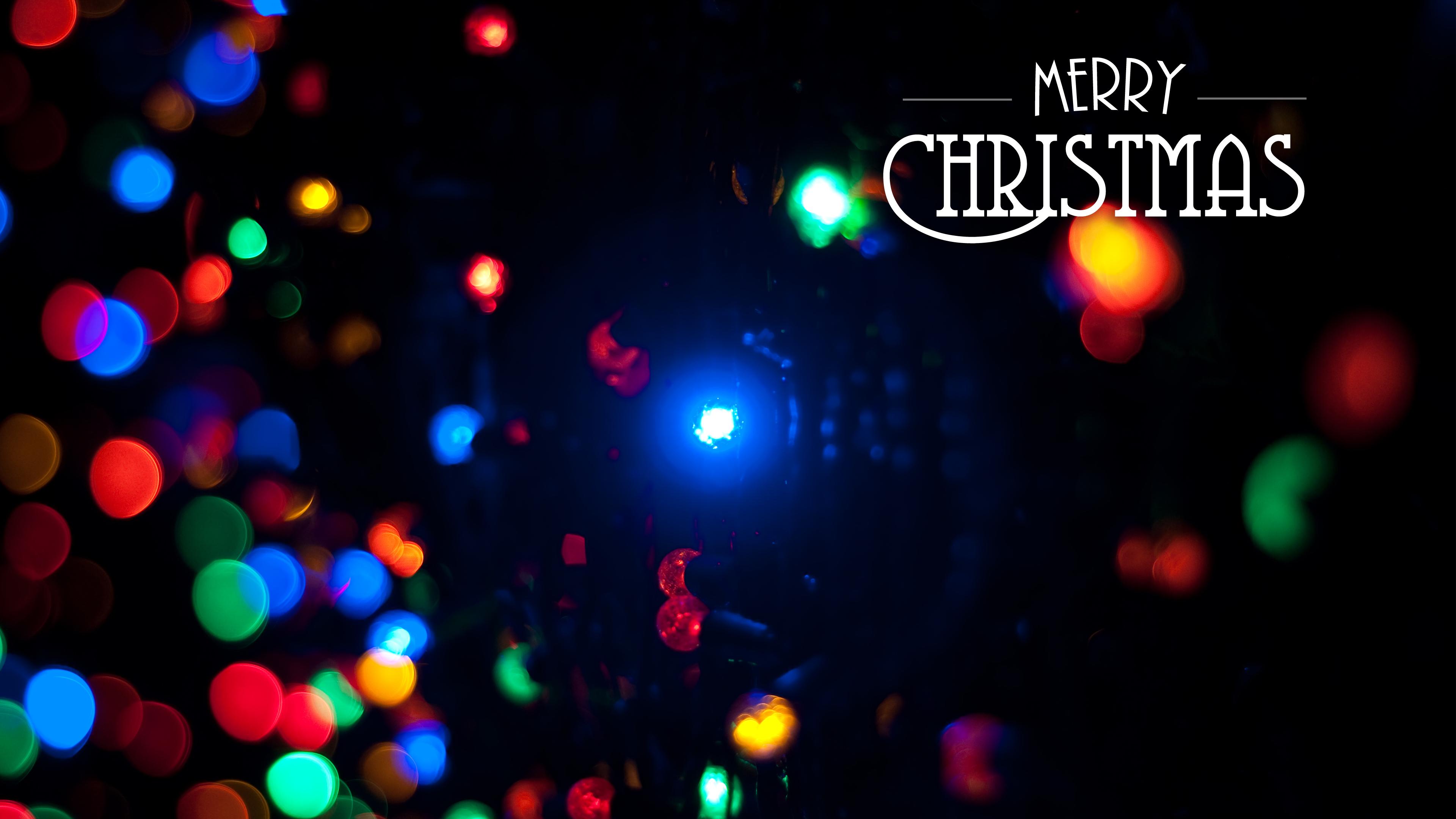 72 Free Christmas Lights Wallpaper On Wallpapersafari