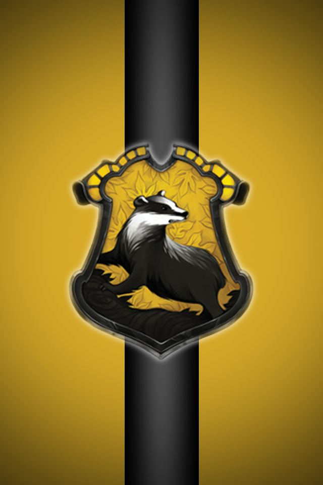 Hufflepuff iPhone wallpaper 2 Books Worth Reading Pinterest 640x960